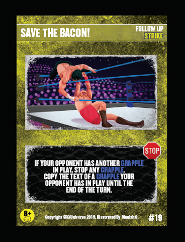 19 - Save The Bacon!
