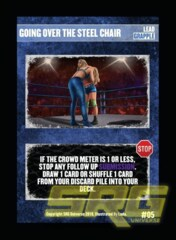 05 - Going Over The Steel Chair