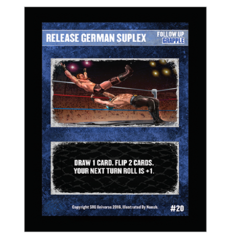 20 - Release German Suplex