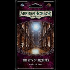 Arkham Horror LCG: The City of Archives: Mythos Pack
