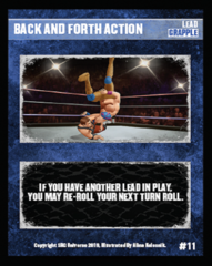 11 - Back And Forth Action