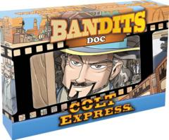 Colt Express: Bandit Pack - Doc Expansion