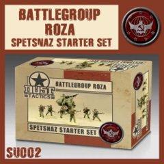 SU002 Battlegroup Roza Spetznaz Starter Set