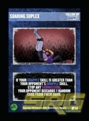 14 - Soaring Suplex