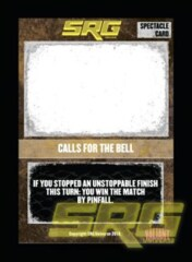 Spectacle - Calls For the Bell