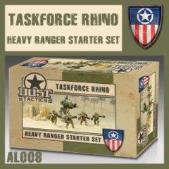 AL008 Taskforce Rhino Heavy Ranger Starter Set