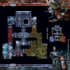 Tarkin Initiative Labs Skirmish Map