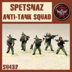 SU432 Spetsnaz Anti Tank Squad (Specialists)