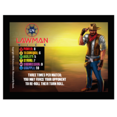 Lawman Nick