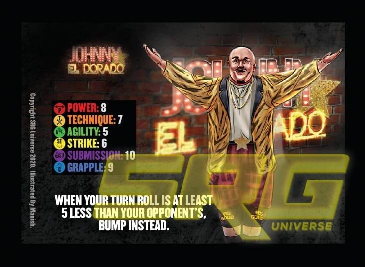 Johnny El Dorado
