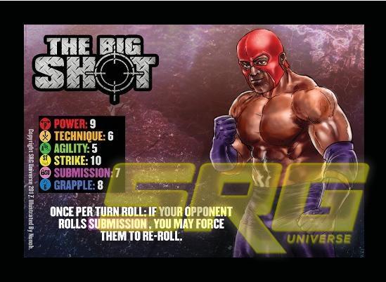 The Big Shot (Foil)