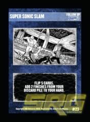 23 - Super Sonic Slam