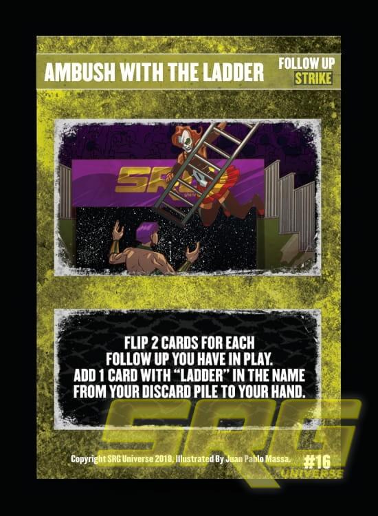 16 – Ambush with the Ladder (Foil)