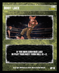 10 - Boot Lace