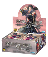Soul Calibur 6 Ccg Booster - Booster Pack