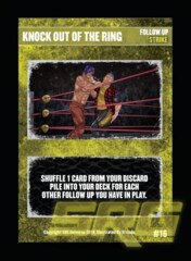 16 - Knock Out Of The Ring
