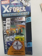 Dice Masters - Uncanny X-Force Team Pack