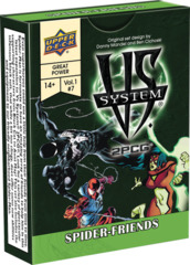 VS System 2PCG: Spider Friends