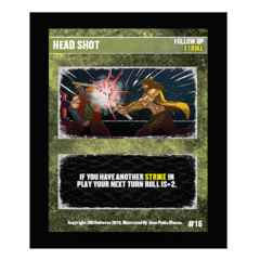 16 - Head Shot