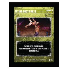 13 - Flying Body Press