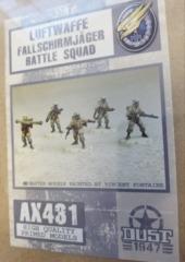 AX431 Luftwaffe Fallschirmjager Battle Squad