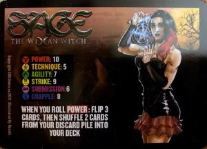 Sage The Wiccan Witch