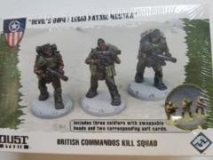 British commandos Kill Squad
