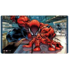MARVEL CARD PLAYMAT: SPIDERMAN
