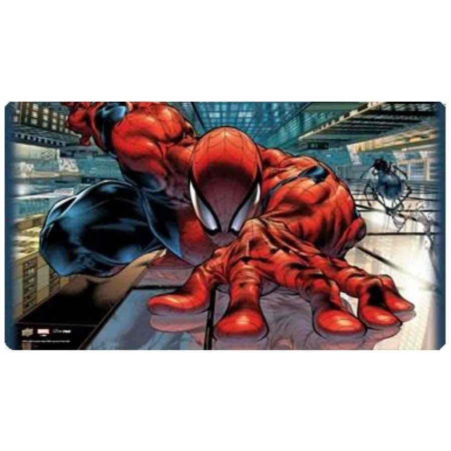 MARVEL CARD PLAYMAT: SPIDERMAN
