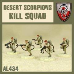 AL434 Desert Scorpions Kill Squad