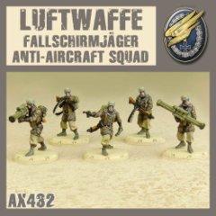 AX432 Fallschirmjäger Anti Aircraft Squad