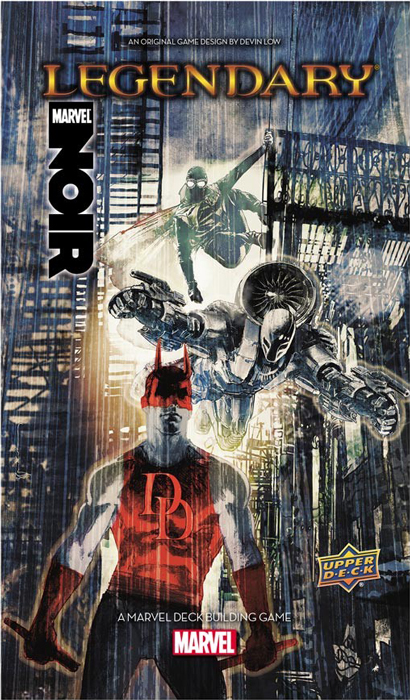 Legendary DBG: Marvel Noir Expansion