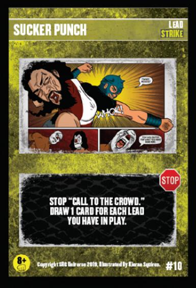 10 - Sucker Punch
