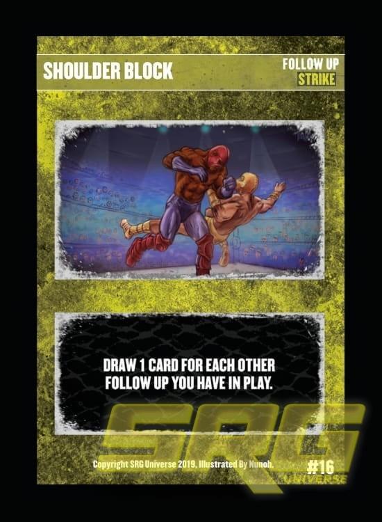 16 – Shoulder Block (Foil)