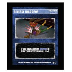 17 - Reverse Head Drop