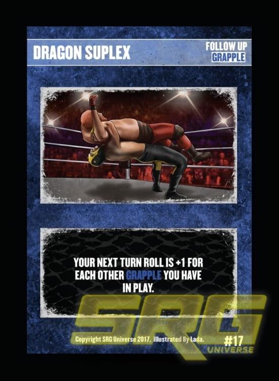 17 - Dragon Suplex