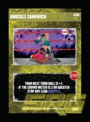 01 - Knuckle Sandwich
