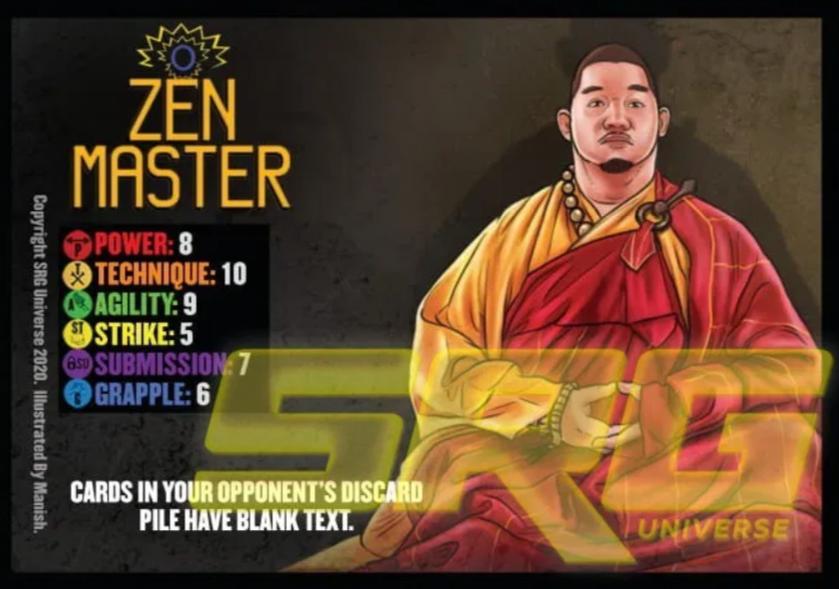 Drunken-Zen Master