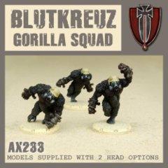 AX233 Blutkreuz Gorilla Squad