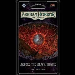 Arkham Horror LCG: Before The Black Throne: Mythos Pack