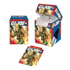 Ultra Pro: PRO 100+ G.I. Joe- G.I. Joe Deck Box