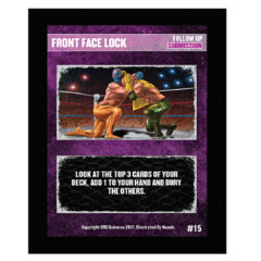 15 - Front Face Lock
