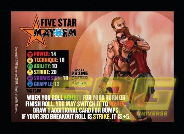 Five Star Mayhem
