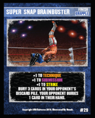 29 - Super Snap Brainbuster