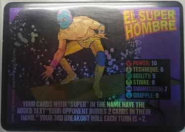 El Super Hombre (Foil)