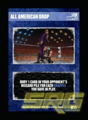 11 - All American Drop (Foil)