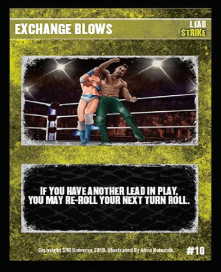 10 - Exchange Blows