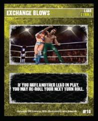 10 - Exchange Blows