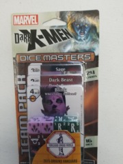 Dice Masters - Dark X-Men Team Pack