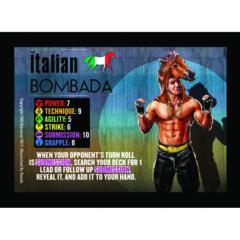 Italian Bombada